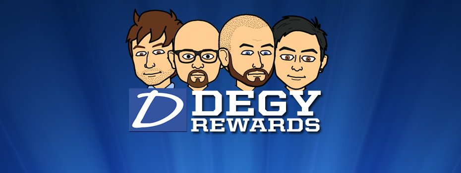 EARN #DEGYREWARDS AT EVERY CONFERENCE THIS FALL!!!