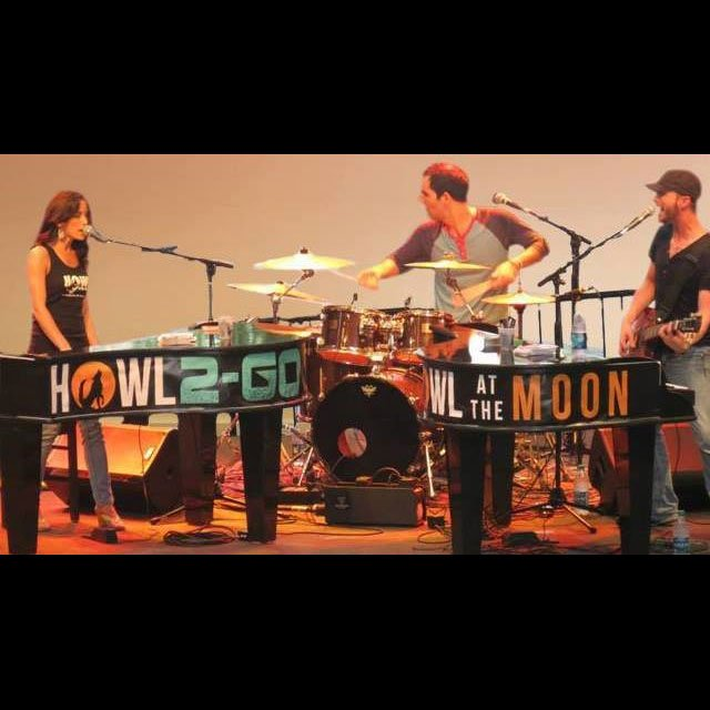 Howl 2 Go Dueling Pianos