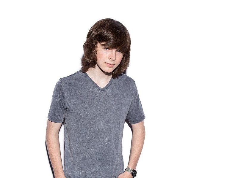 Chandler Riggs Guest DJ's at Headphone Disco Aboard Walker Stalker Cruise
